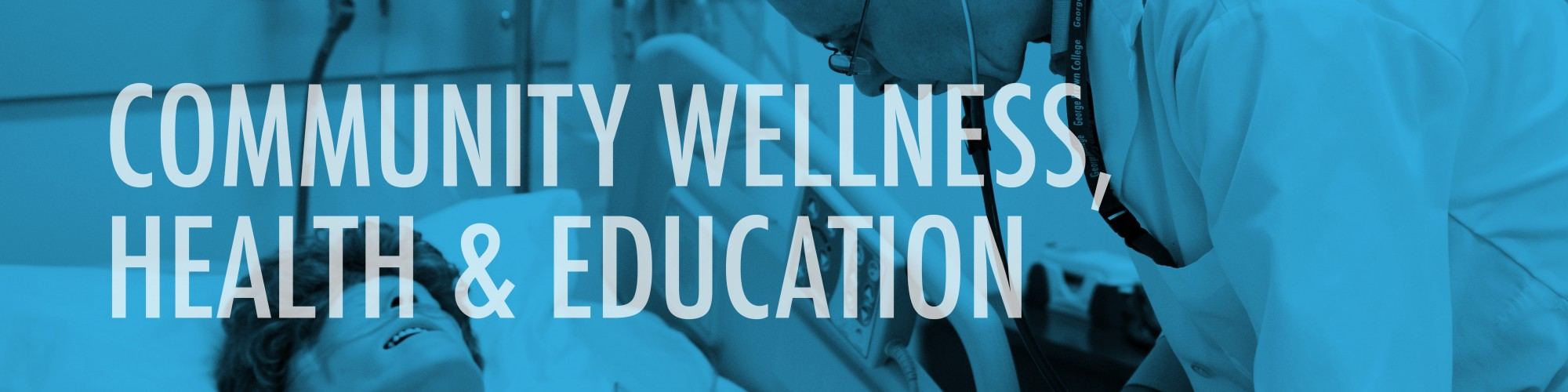 Community Wellness Health and Education