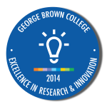 2014 Excellence in Research & Innovation