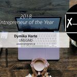 Entrepreneur of the Year - Dymika Harte