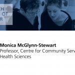 Research Mentor Monica McGlynn-Stewart