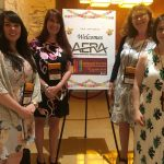 Team Photo at AERA, San Antonio, 2017