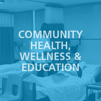 Community Health, Wellness & Education